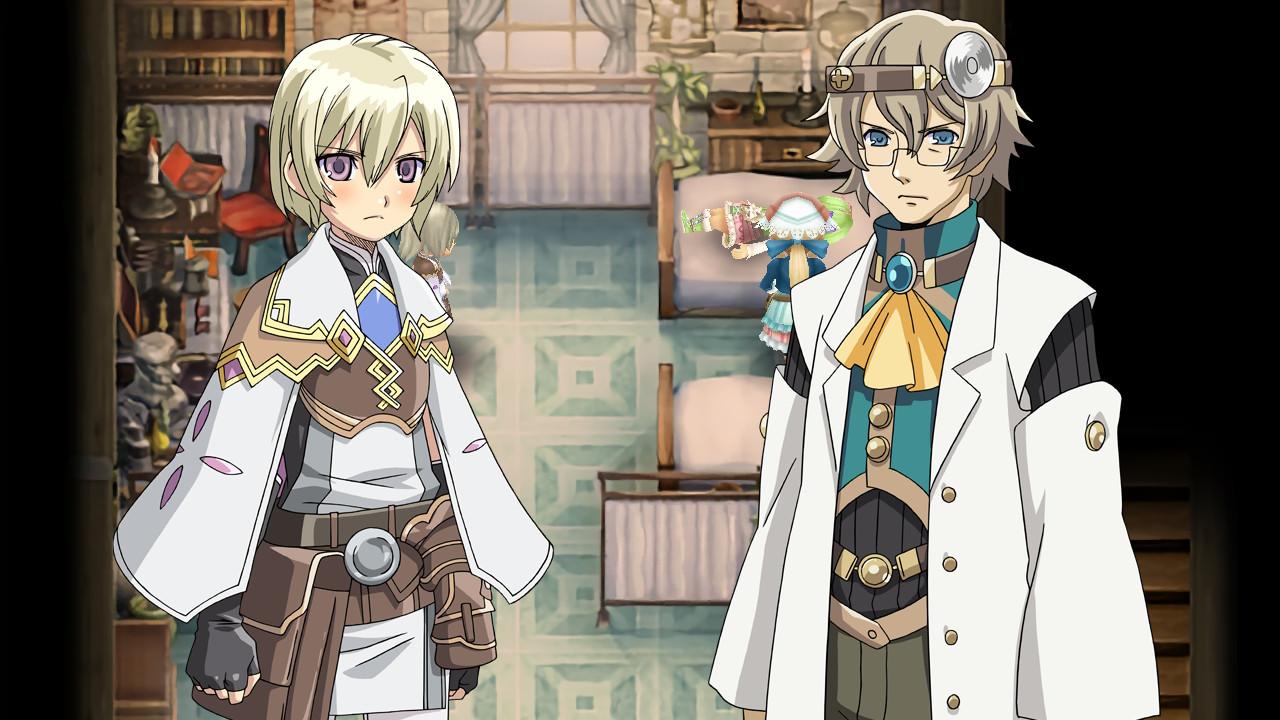 Rune Factory 4 Special Arthur et Lest