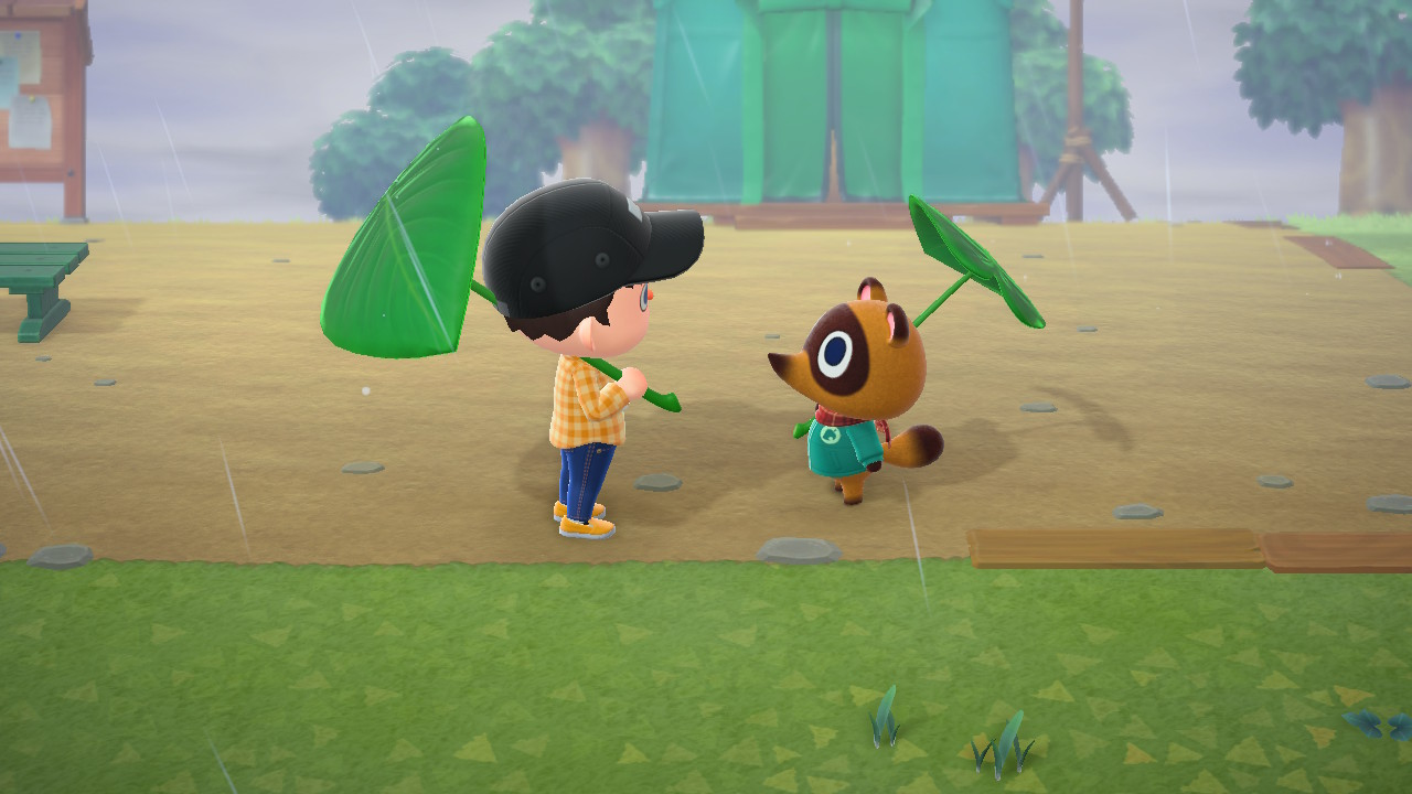 Animal Crossing: News Horizons Méli