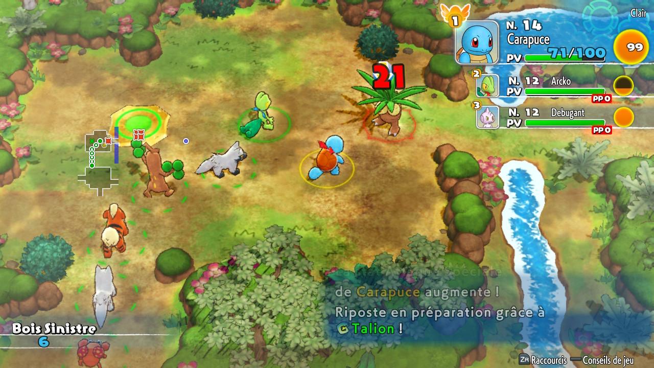 Pokémon Donjon Mystère Noixdecoco
