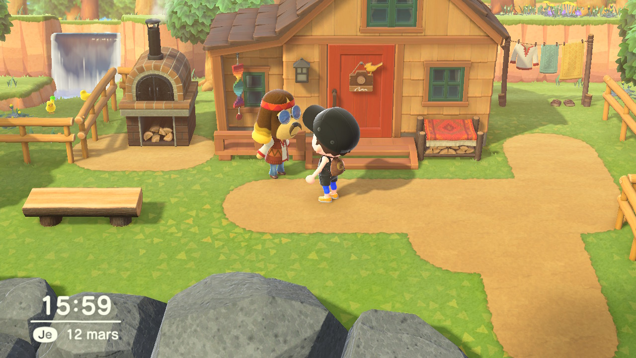 Animal Crossing: New Horizons Joe