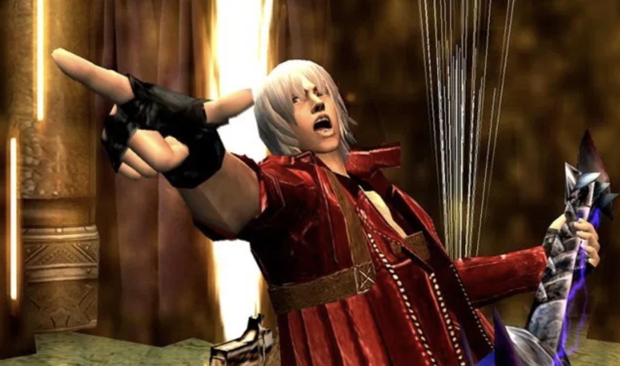 Dante de Devil May Cry