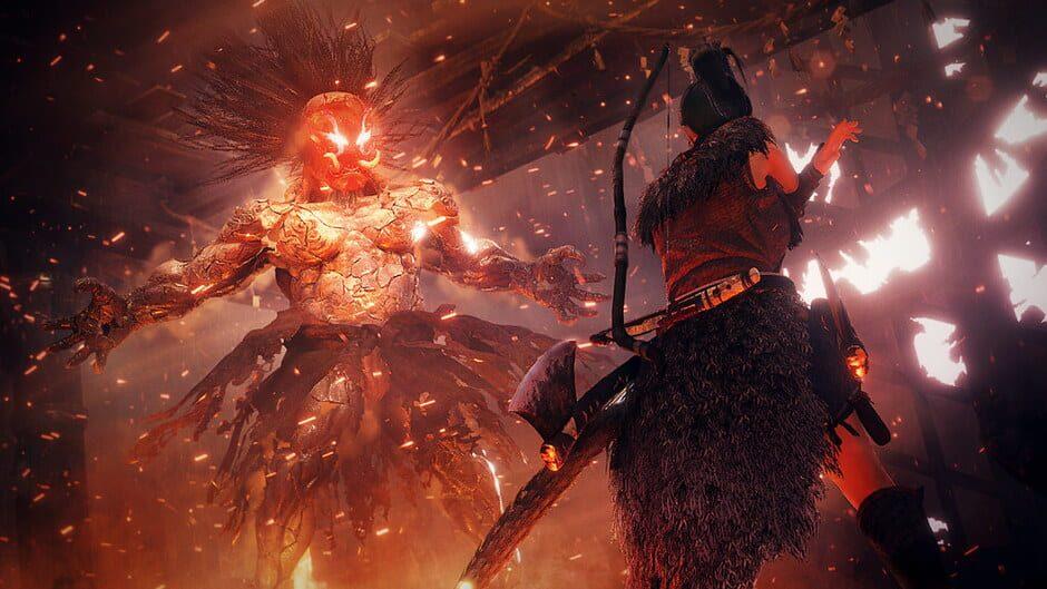 Nioh 2 demon