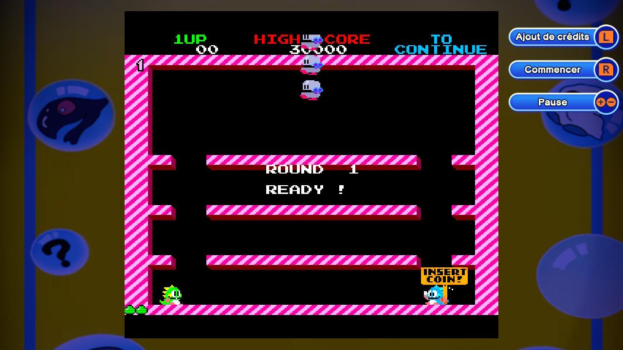 Bubble Bobble 4 Friends - Arcade