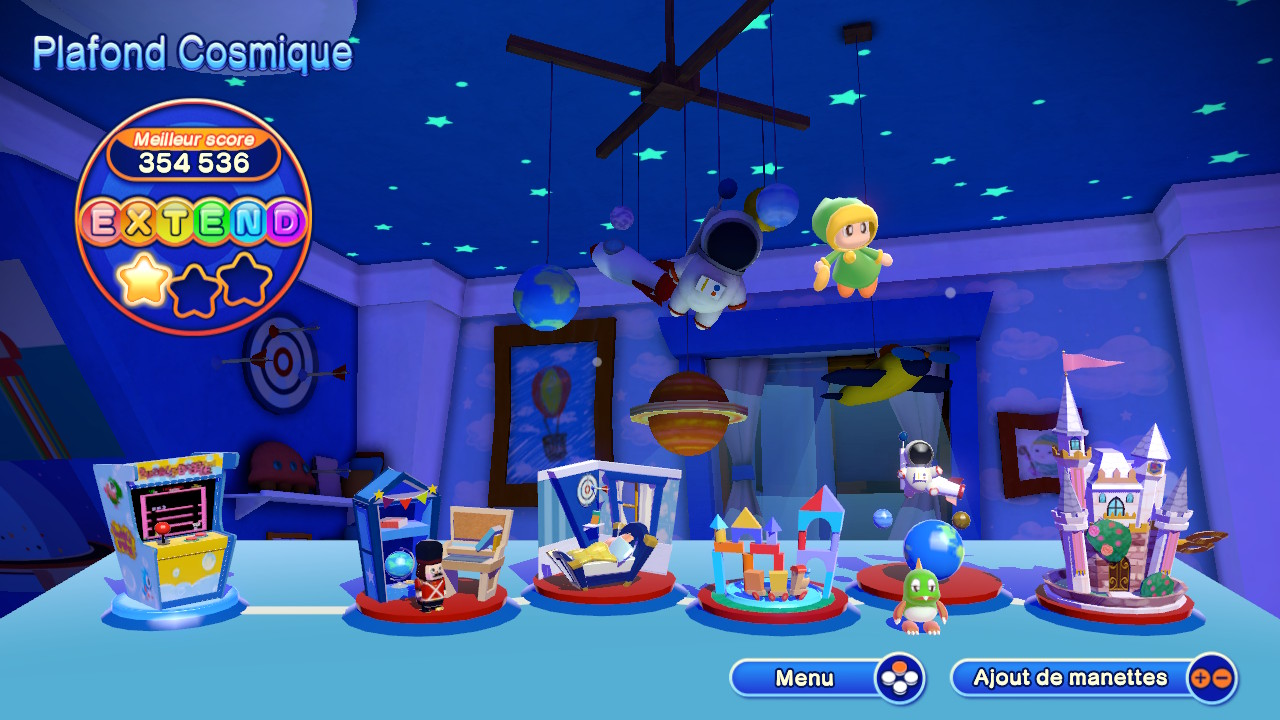 Bubble Bobble 4 Friends - Monde