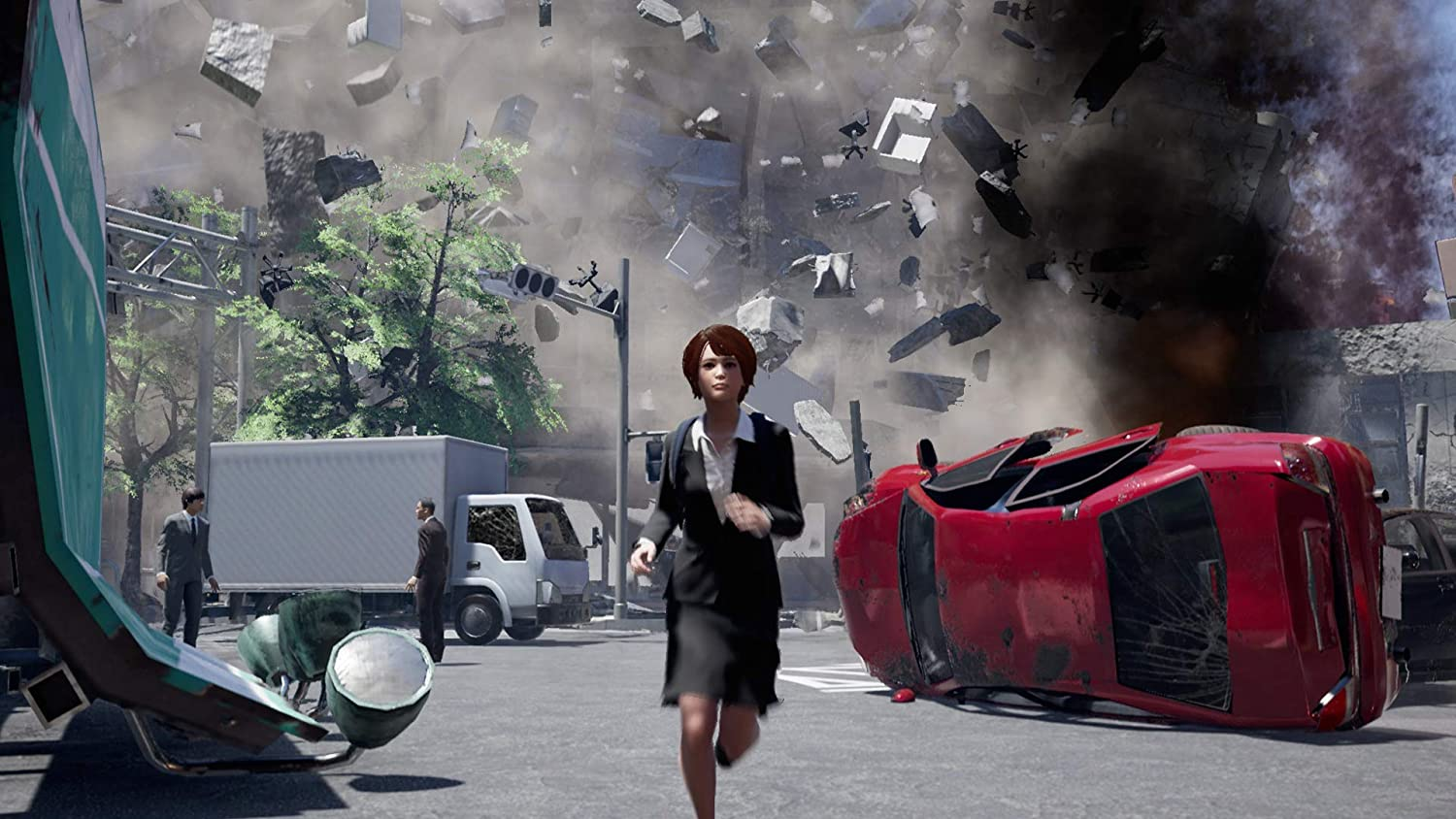 Disaster Report 4 cataclysme