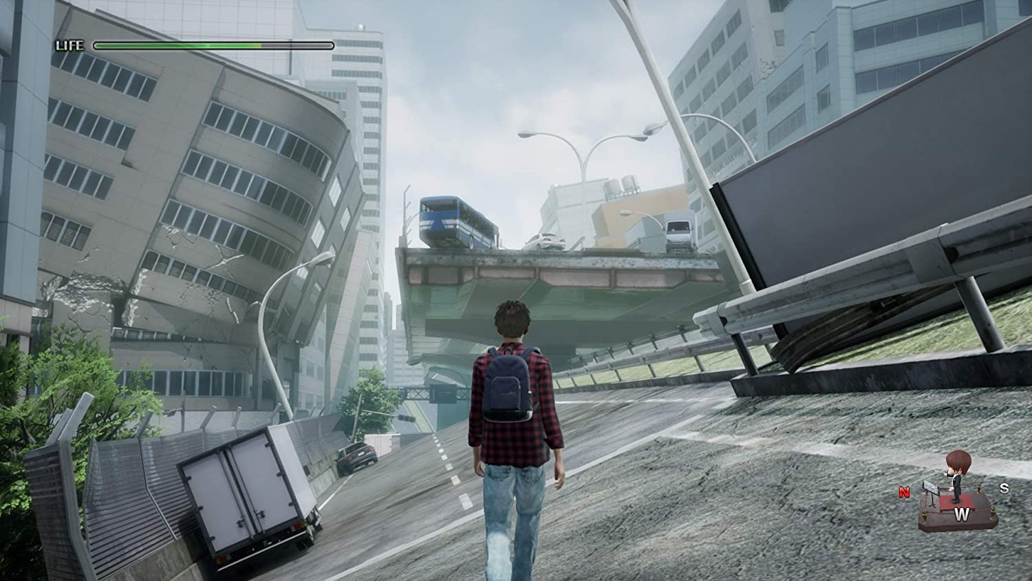 Disaster Report 4 tout croche