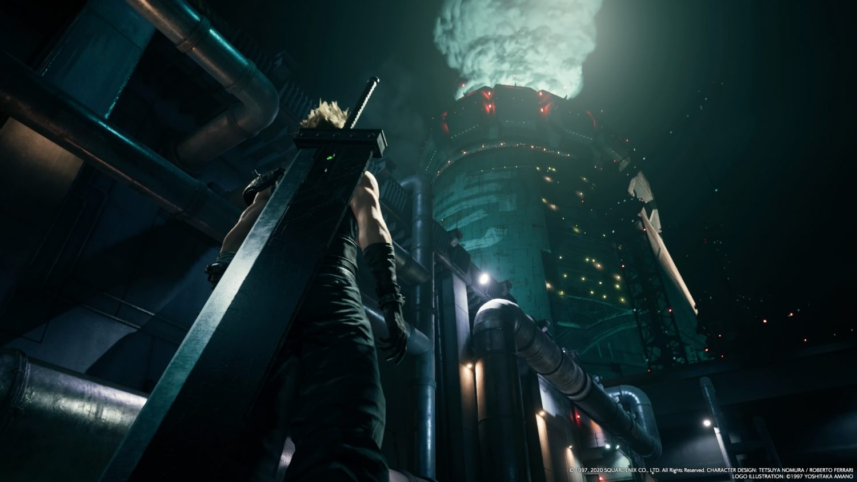 Final Fantasy VII Remake - Réacteur