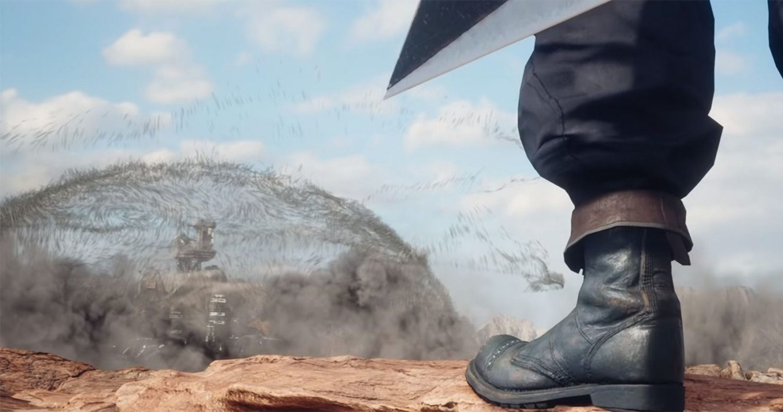 Final Fantasy 7 Remake Zack Fair