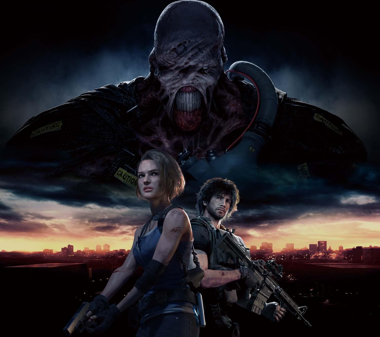 Resident Evil 3 affiche