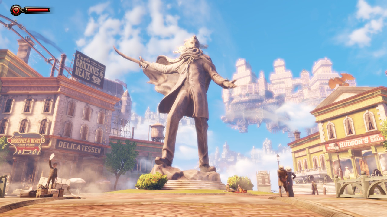BioShock The Collection Infinite