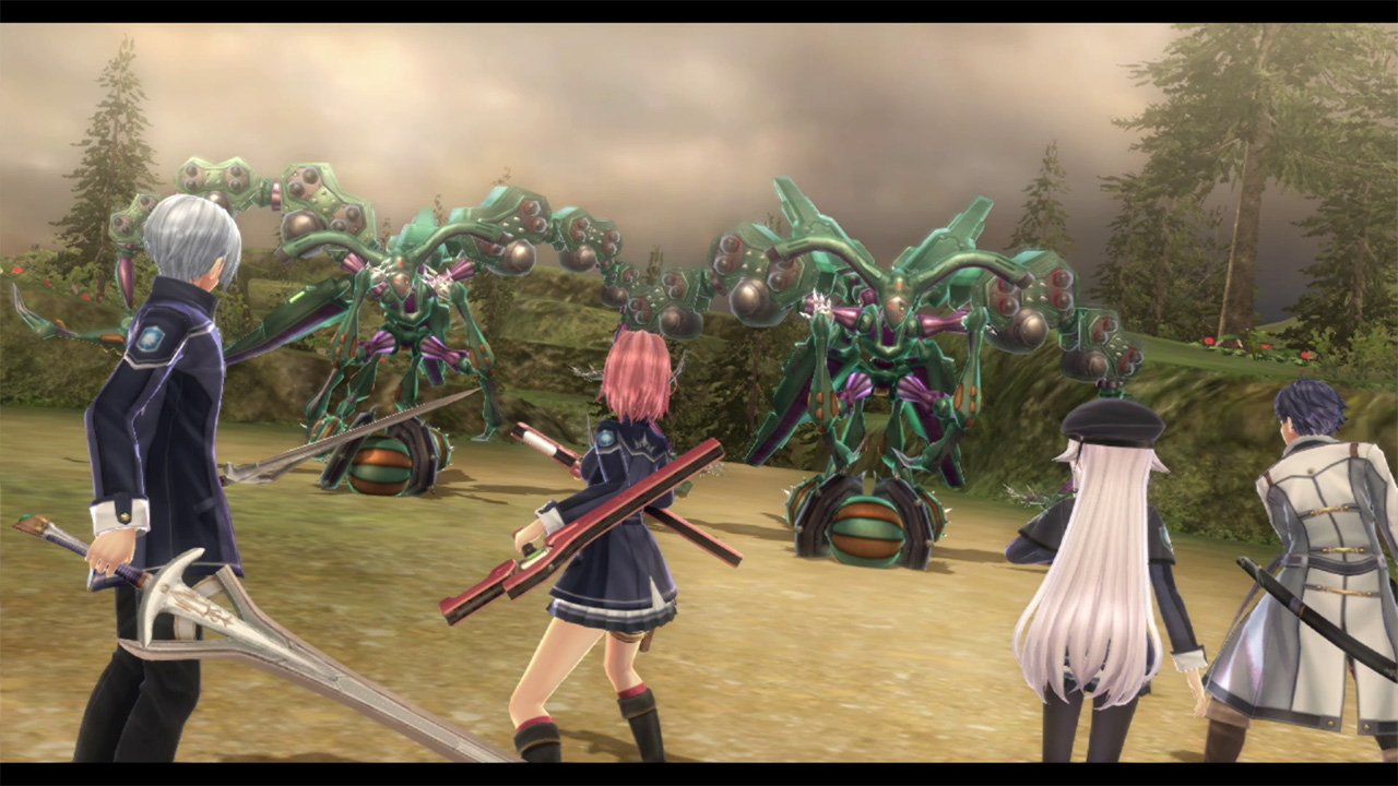 Trails of Cold Steel III Groupe