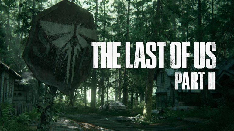 The Last of Us Part 2 - Title