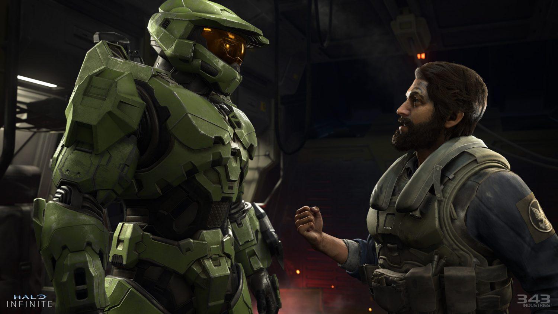 Halo Infinite Pilote