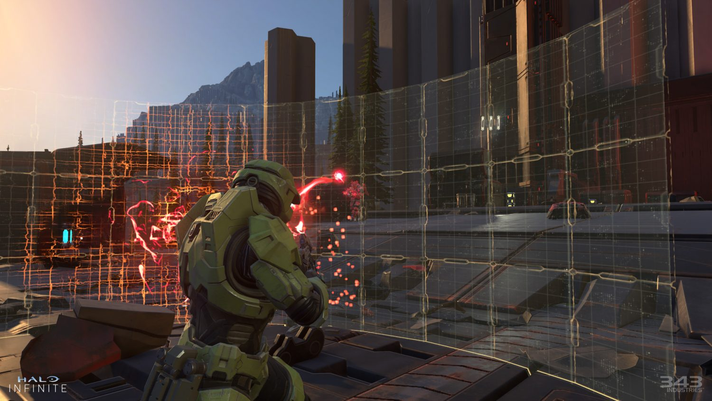 Halo Infinite Shield