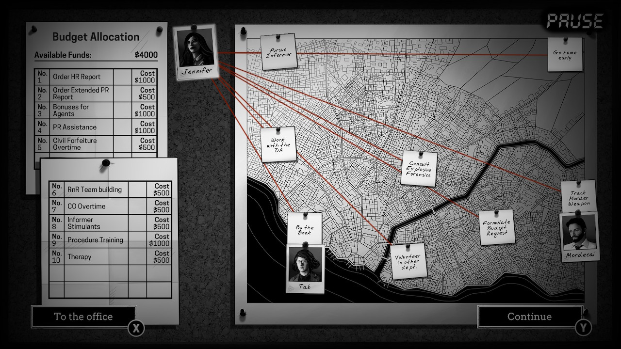 Interrogation Carte