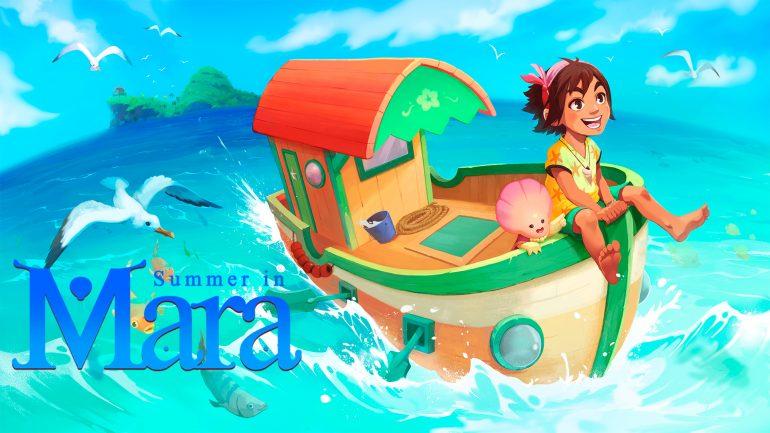 Summer in Mara - Titre