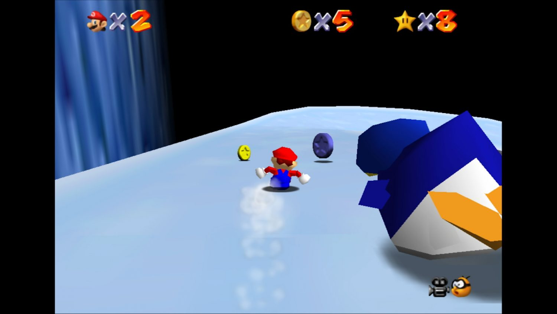 Super Mario 3D All-Stars SM64