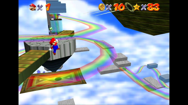 Super Mario 3D All-Stars Super Mario 64