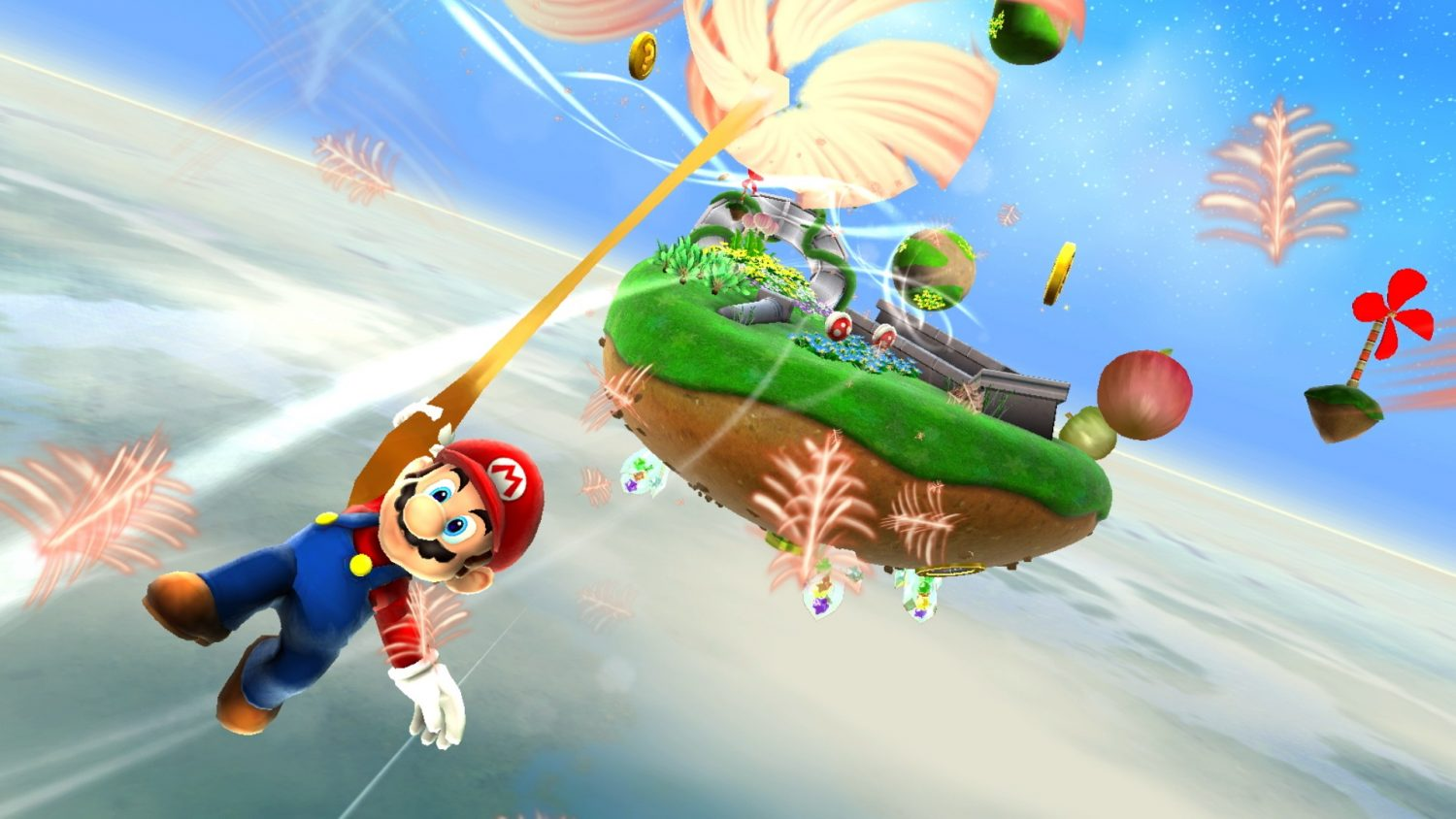 Super Mario 3D All-Stars Galaxy