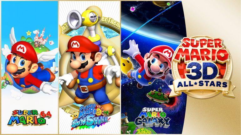 Super Mario 3D All-Stars Podcast