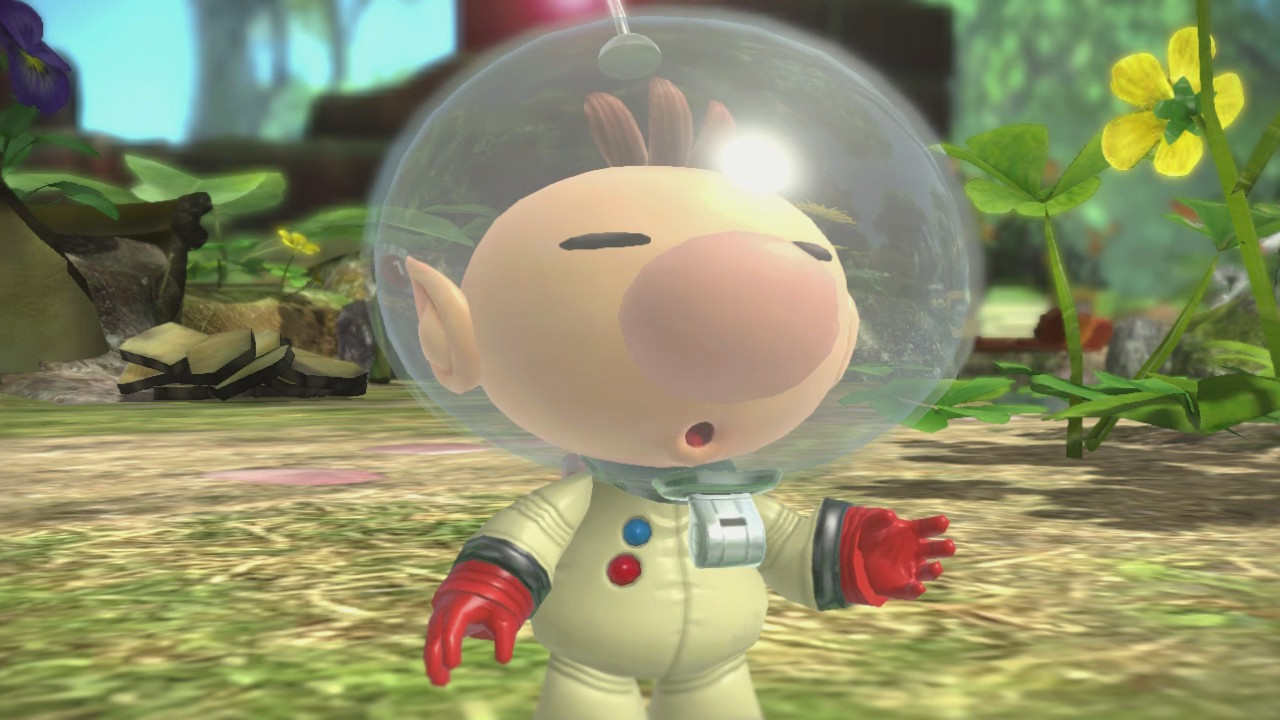 Pikmin 3 Deluxe Olimar