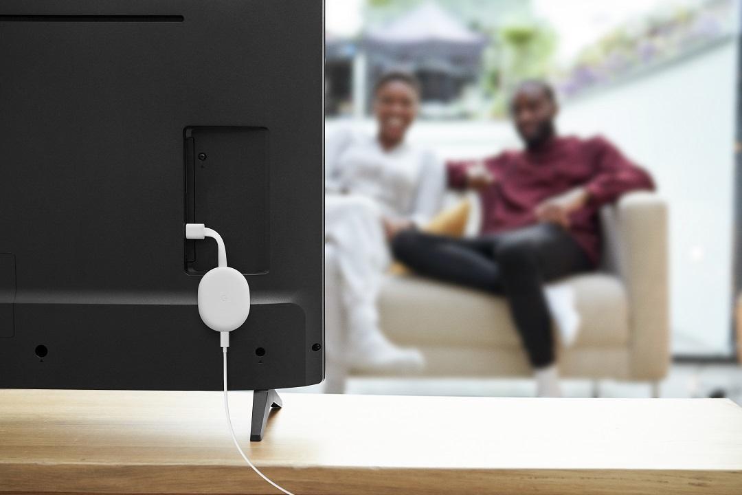 Google TV Chromecast