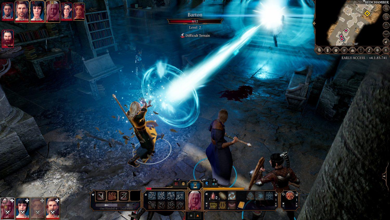 Baldur's Gate 3 Magie