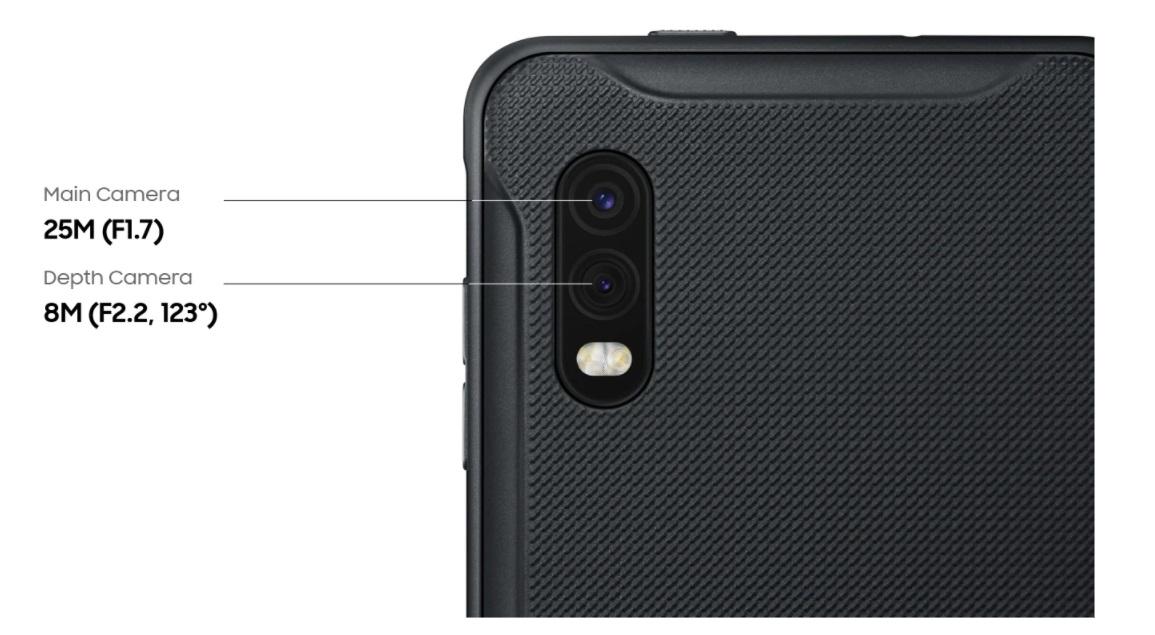 XCover Pro Caméra