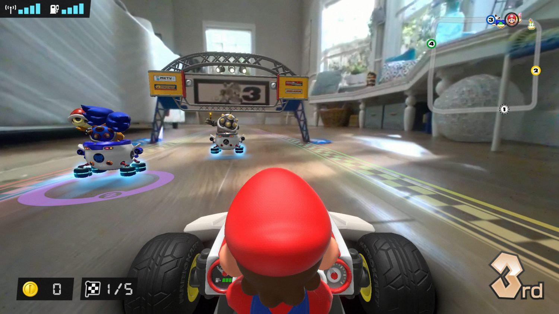 Mario Kart Live Course