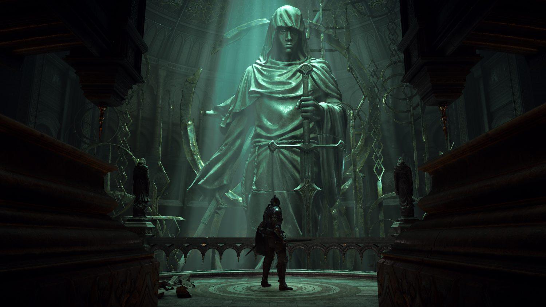 Demon's Souls intro