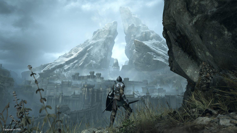 Demon's Souls paysage