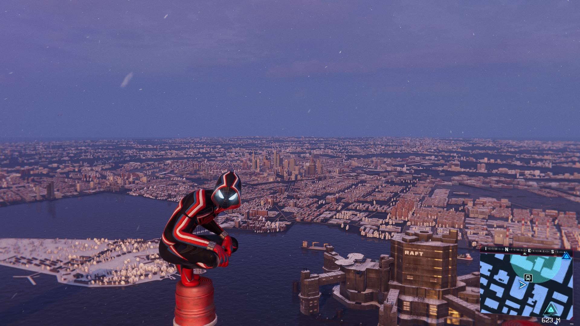 Marvel's Spider-Man: Miles Morales - Environnement 3