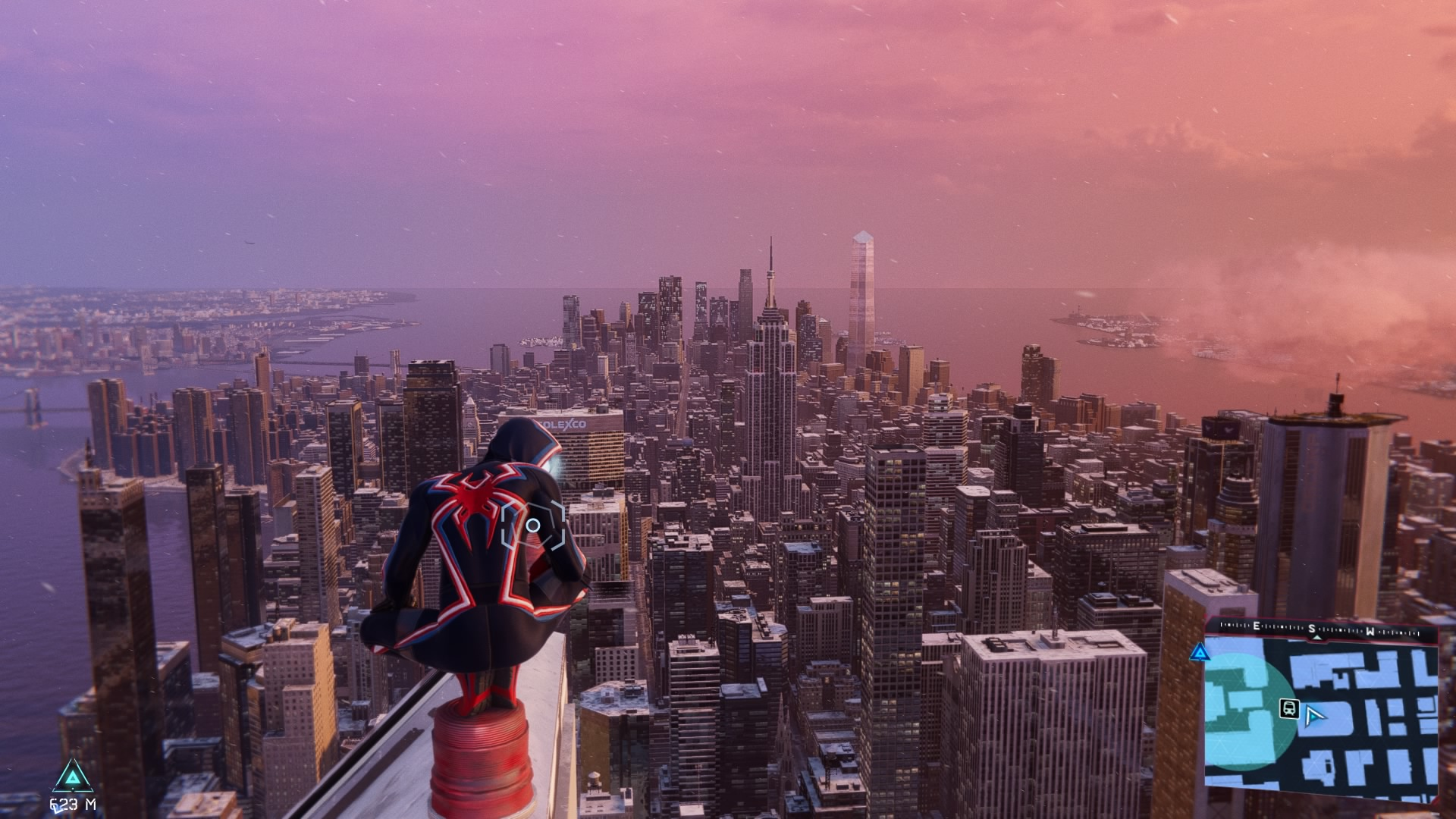 Marvel's Spider-Man: Miles Morales - Environnement 2