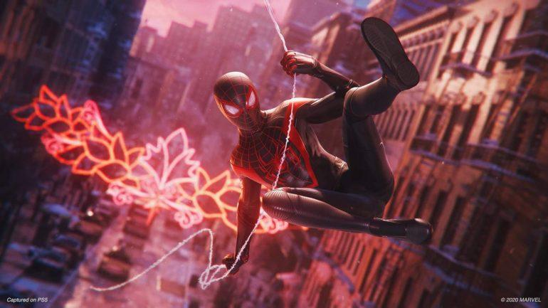 Marvel's Spider-Man: Miles Morales - Titre 2
