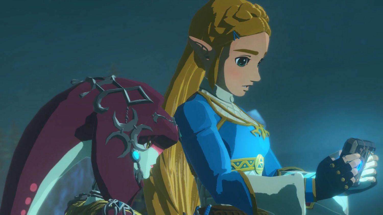 Hyrule Warriors Age of Calamity Zelda Mipha