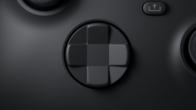 Xbox Series X D-Pad