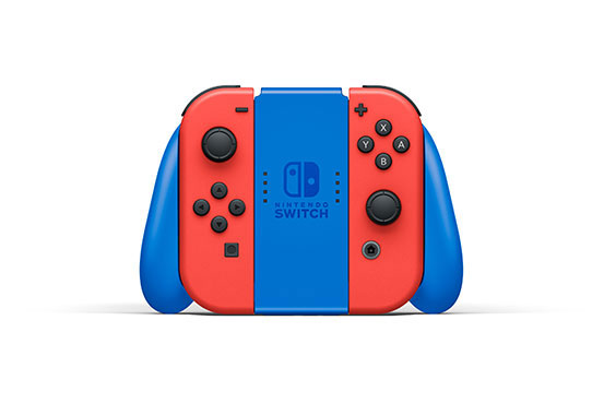 Switch édition Mario