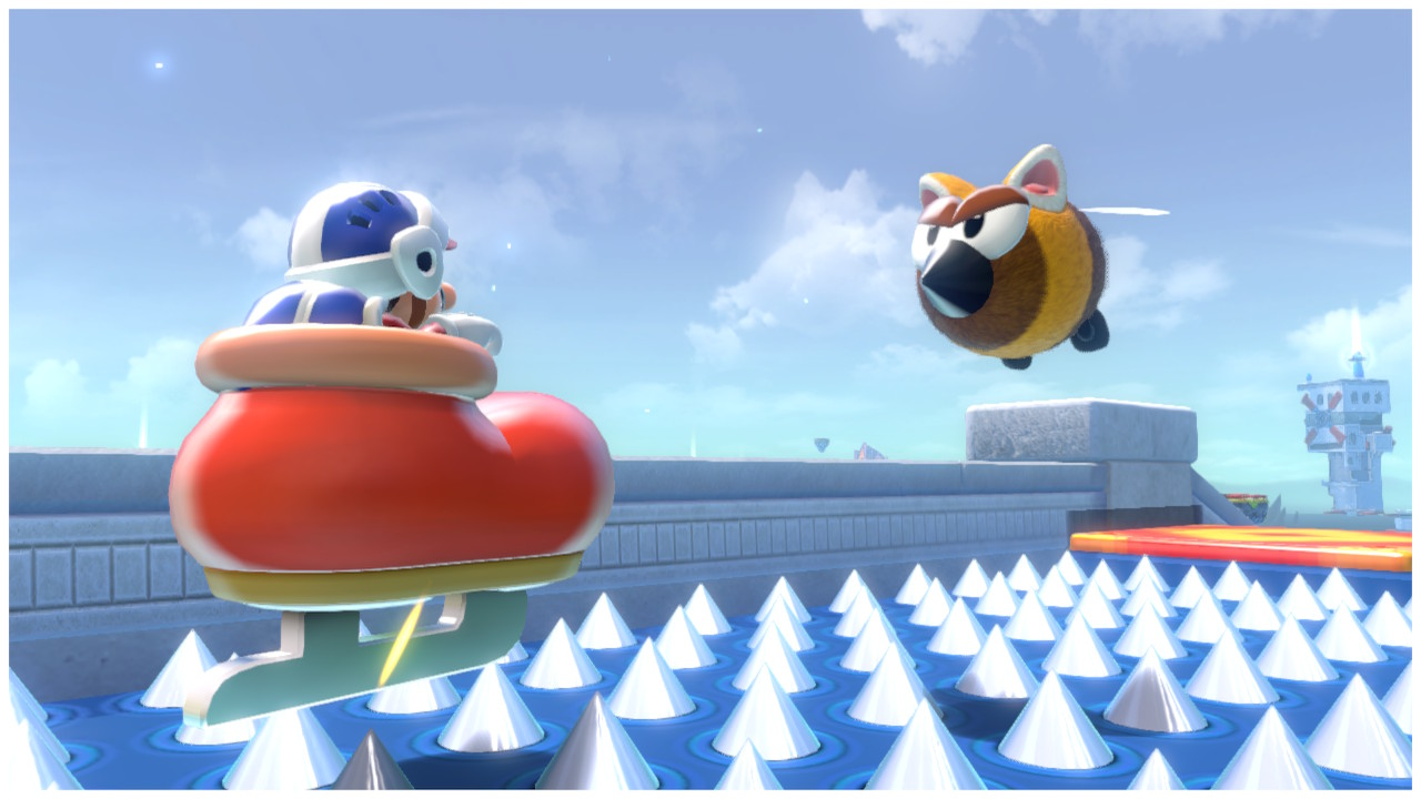 Super Mario 3D World + Bowser's Fury Bee