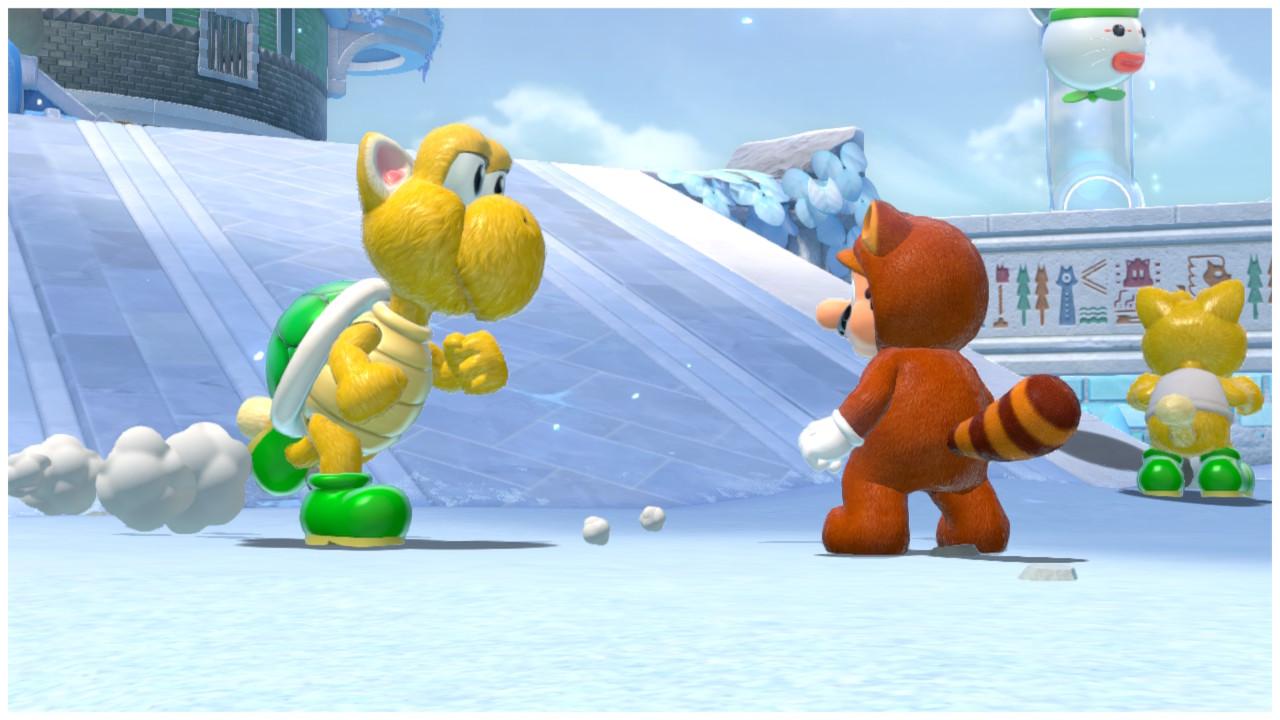 Super Mario 3D World + Bowser's Fury Koopa
