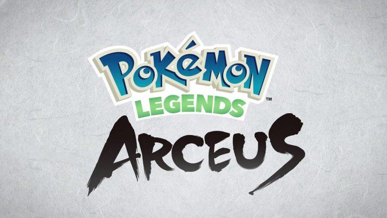 Pokemon: Legends Arceus