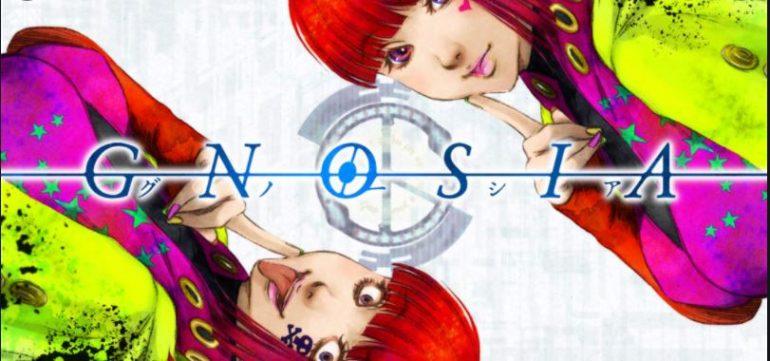 Gnosia cover