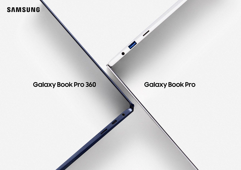 Samsung Galaxy Book Pro et Galaxy Book Pro 360