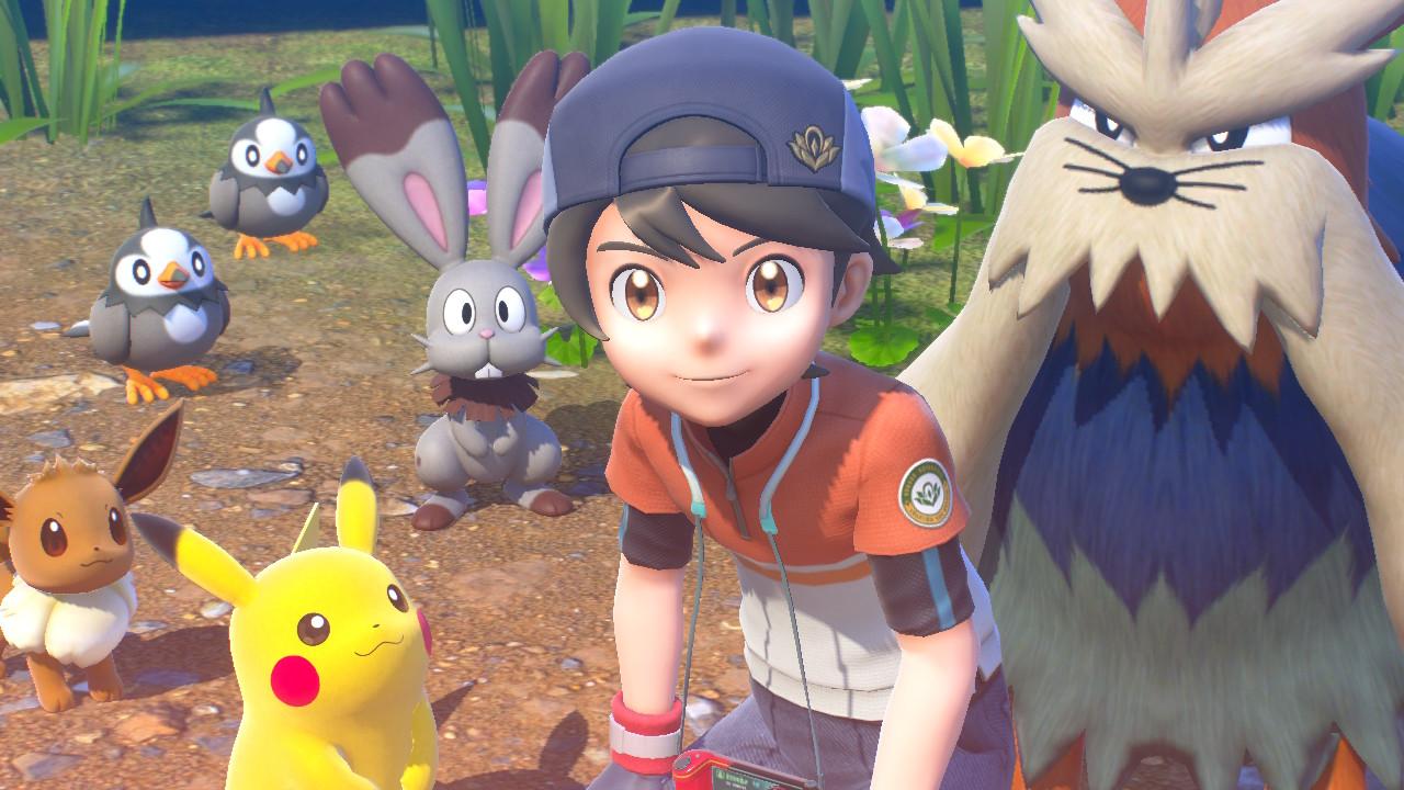 New Pokémon Snap fin