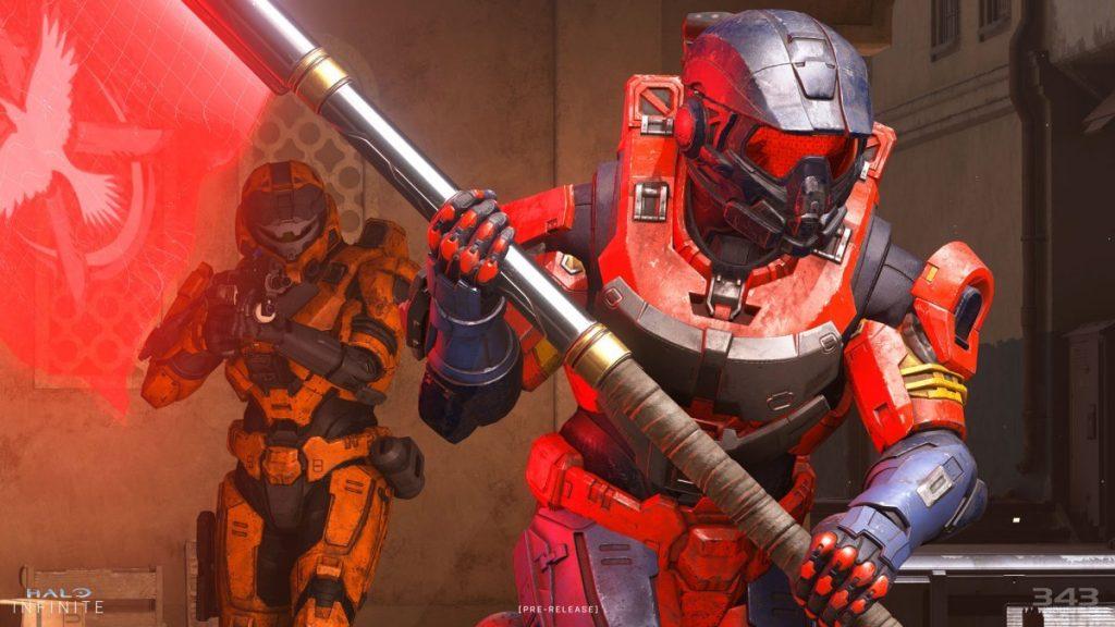 Xbox Bethesda Showcase Halo Infinite Multijoueur