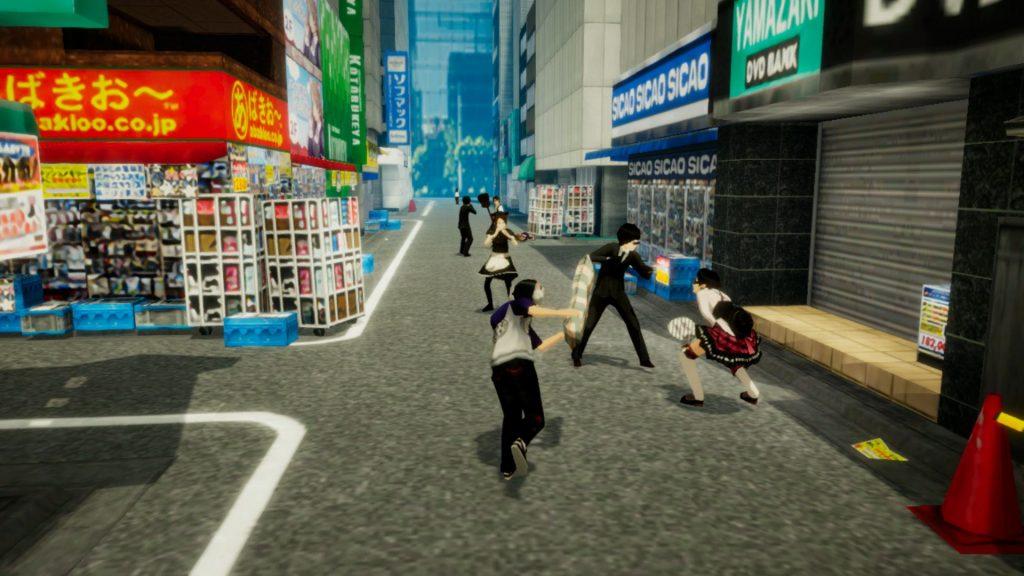 AKIBA'S TRIP: Hellbound & Debriefed Akihabara
