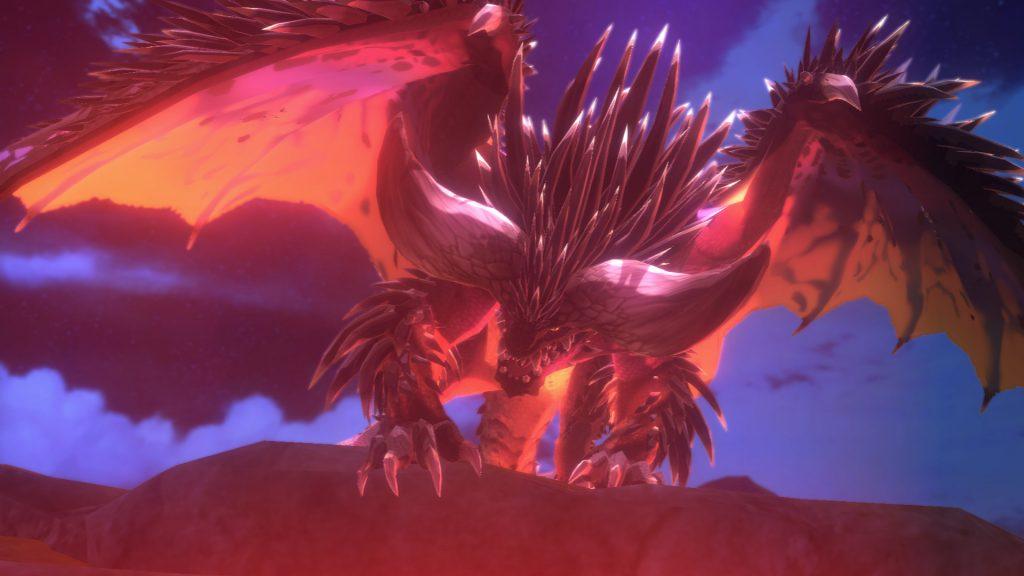 Monster Hunter Stories 2 dragon