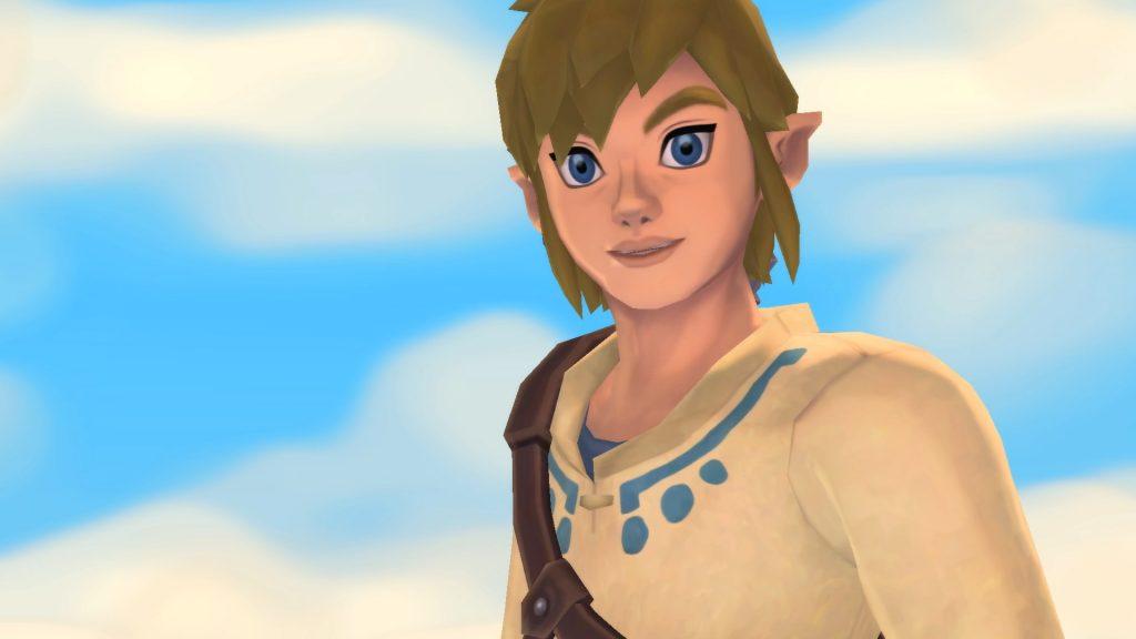 The Legend of Zelda Skyward Sword HD Link