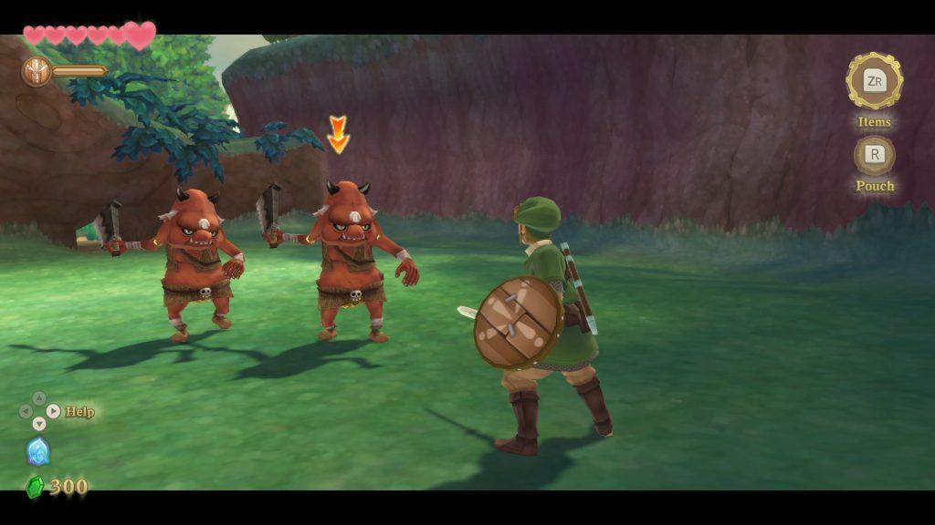 The Legend of Zelda Skyward Sword HD Gobelins