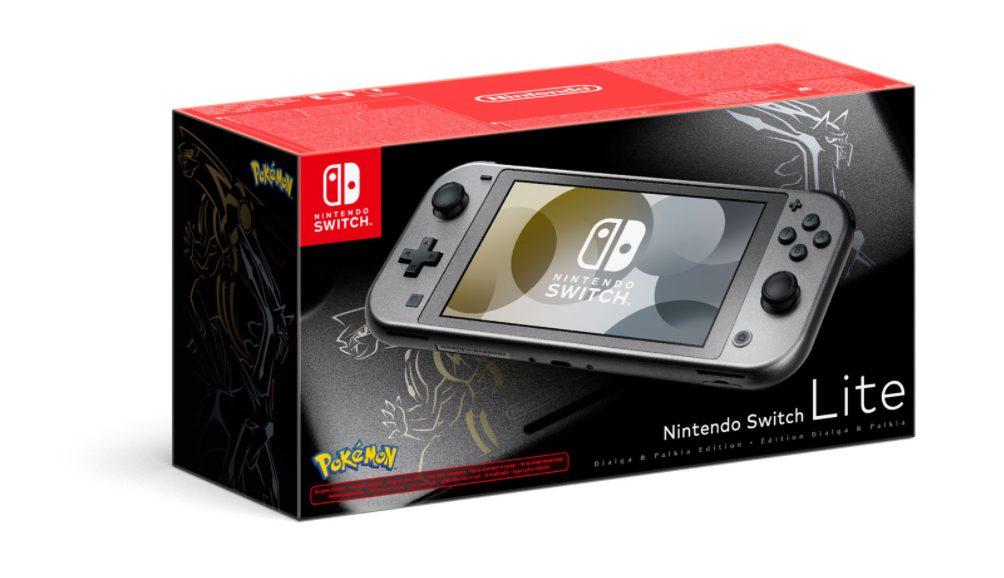 Pokémon Switch Lite