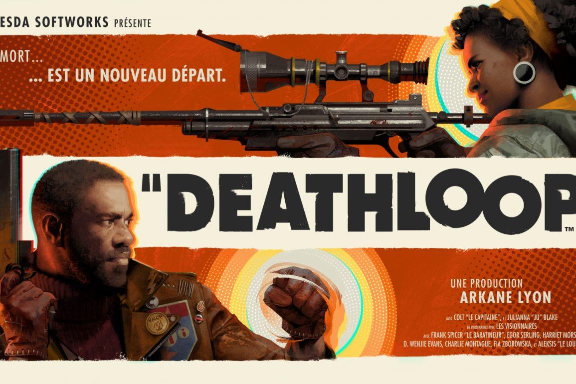 Deathloop - Title